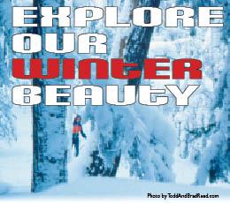 Northern Michigan Winter Beauty