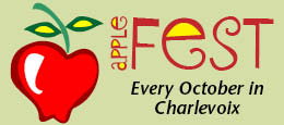 Applefest in Charlevoix