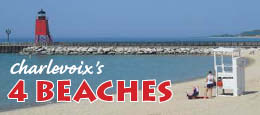 Charlevoix Area Beaches
