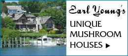 Earl Young's Mushroom Houses
