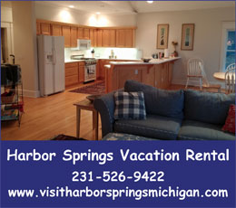 Harbor Springs Condominium Rental